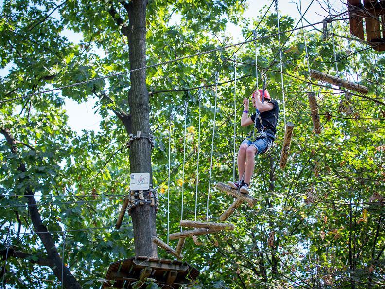 Image 2 - Parc aventure - Seilpark Gordola