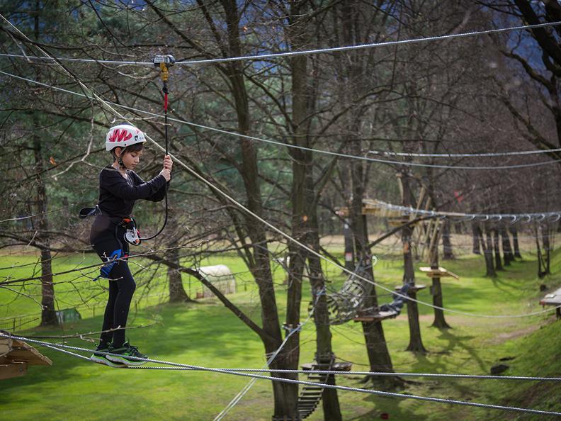 Image 1 - Parc aventure - Seilpark Gordola