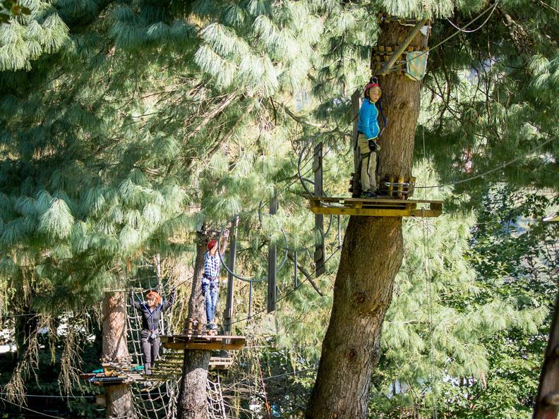 Image 8 - Parc aventure - Seilpark Gordola