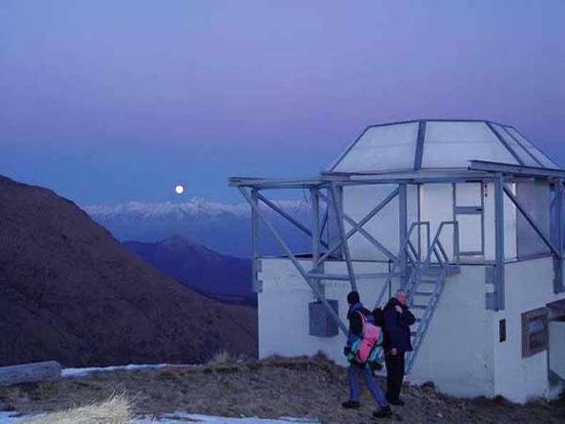 Image 0 - Mount Lema Observatory