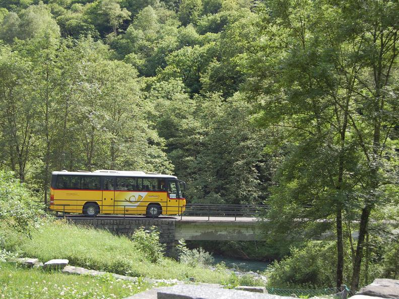 Image 1 - Getting around with the PostBus