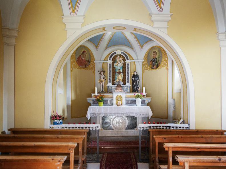 Image 0 - Oratoire de S. Barnaba - Brugnasco