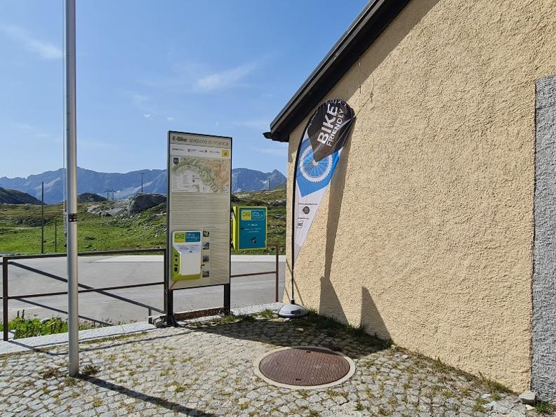 Image 0 - E-bike charging point - Passo San Gottardo