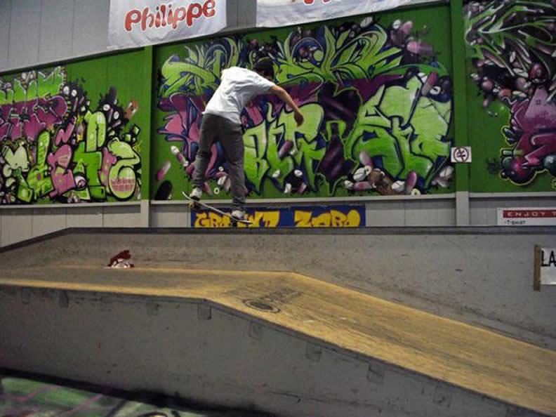 Image 0 - Skatepark Coperto Vanja