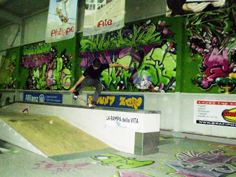 Image 1 - Skatepark Coperto Vanja