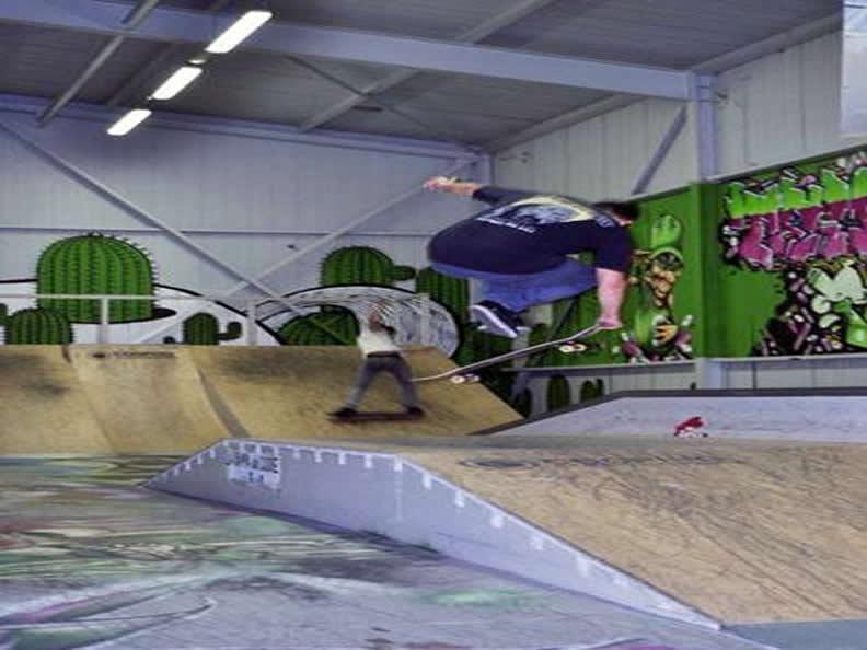 Image 2 - Skatepark Coperto Vanja