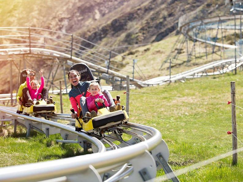 Image 0 - Alpine Coaster Bob Tamaro