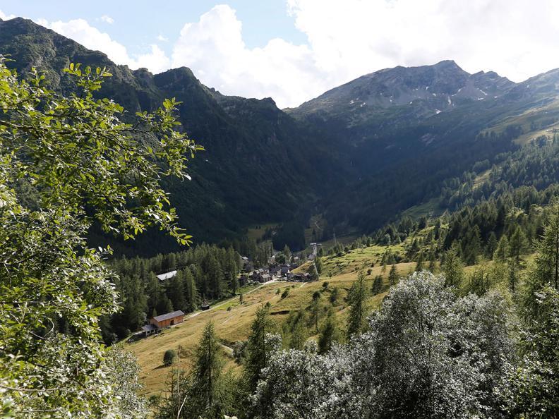 Image 5 - Sentiero di Nordic Walking a Bosco Gurin