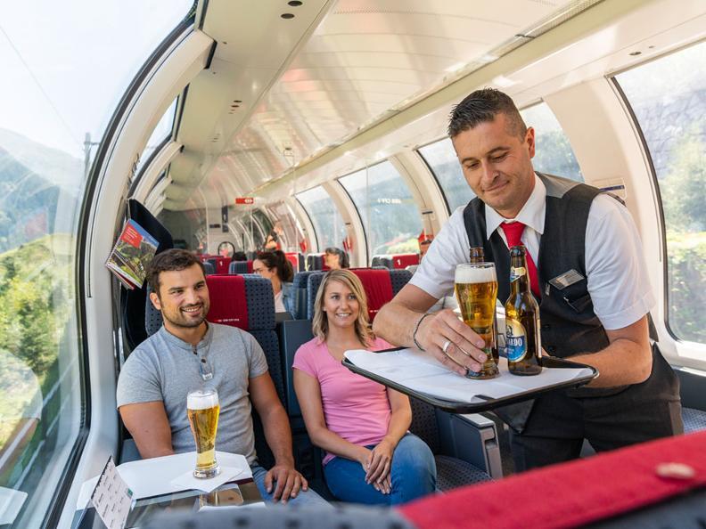 Image 4 - Gotthard Panorama Express