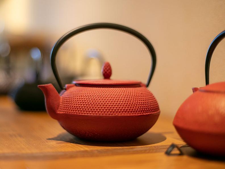 Image 4 - La cultura del tè al Monte Verità