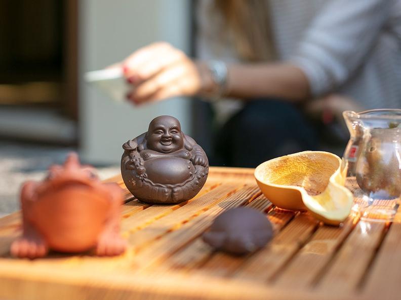 Image 5 - La cultura del tè al Monte Verità
