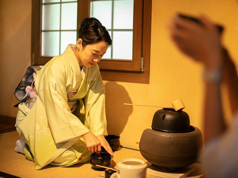 Image 8 - La cultura del tè al Monte Verità