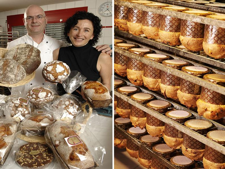 Image 1 - Bakery & Pastry Store Poncini: the secrets of the