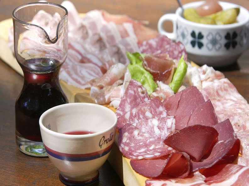 Image 0 - Cold cuts and meats