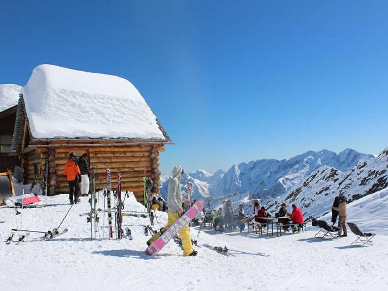 Image 1 - Scuola Svizzera di Sci e Snowboard - Bosco Gurin