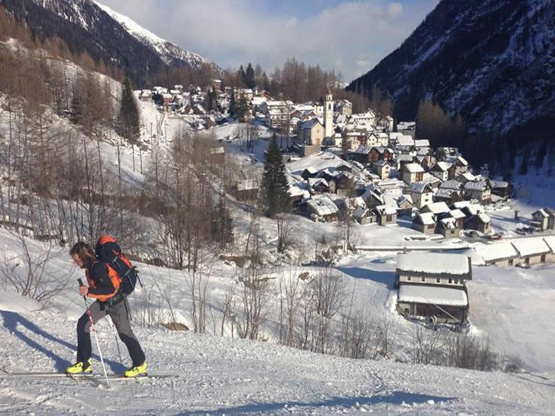 Image 3 - Scuola Svizzera di Sci e Snowboard - Bosco Gurin