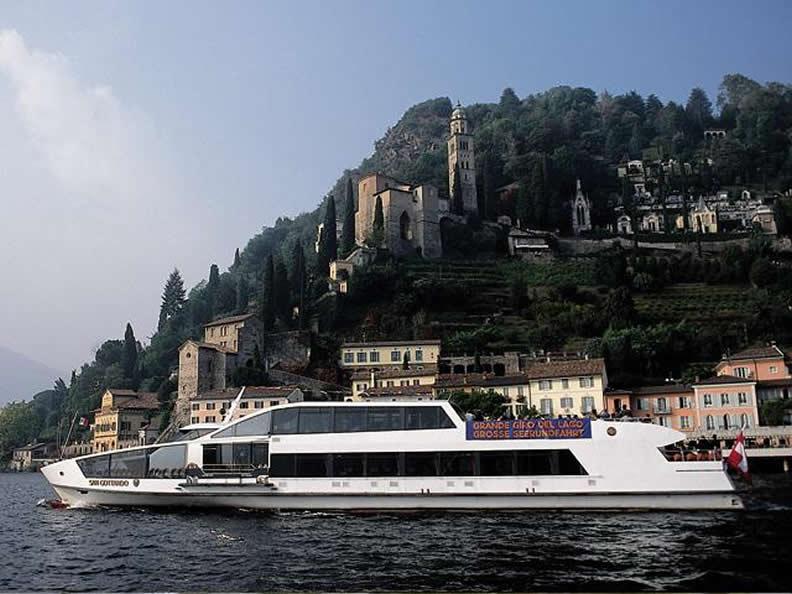 Image 2 - Monte San Salvatore - Swissminiatur - Lago di Lugano