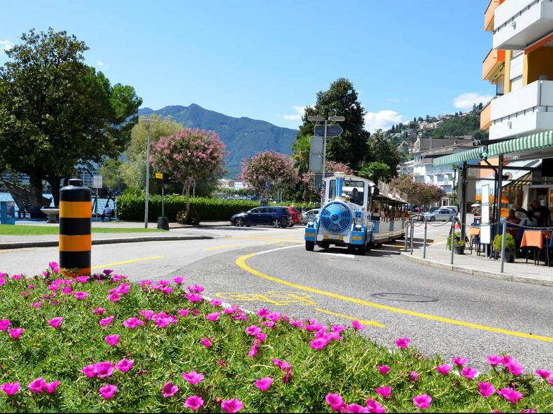 Image 2 - Trenino turistico Locarno e Ascona