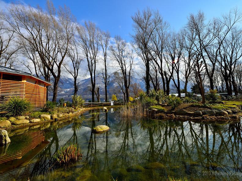 Image 5 - Kamelienpark, Locarno