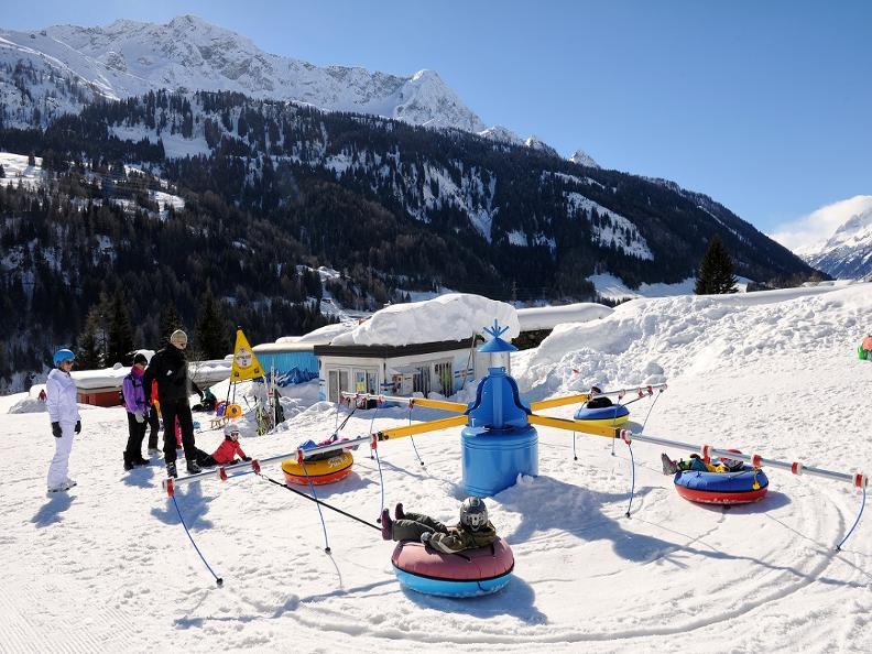 Image 7 - Ski resort Airolo-Lüina