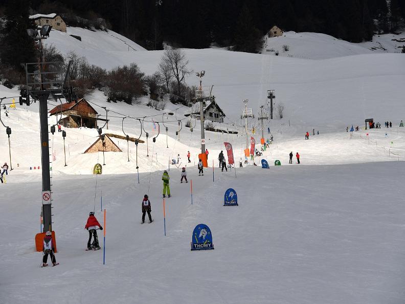 Image 1 - Skier à Airolo-Lüina