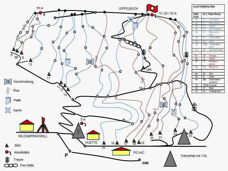 Image 4 - Climbing wall San Paolo - Casa della Montagna
