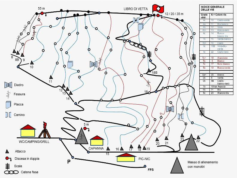 Image 5 - Kletterwand San Paolo - Casa della Montagna