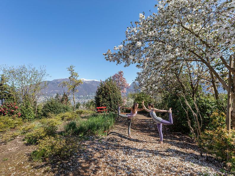 Image 0 - Parc botanique du Gambarogno
