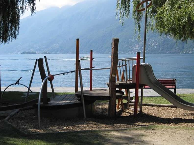 Image 0 - Parco giochi Agli Angioli, Ascona