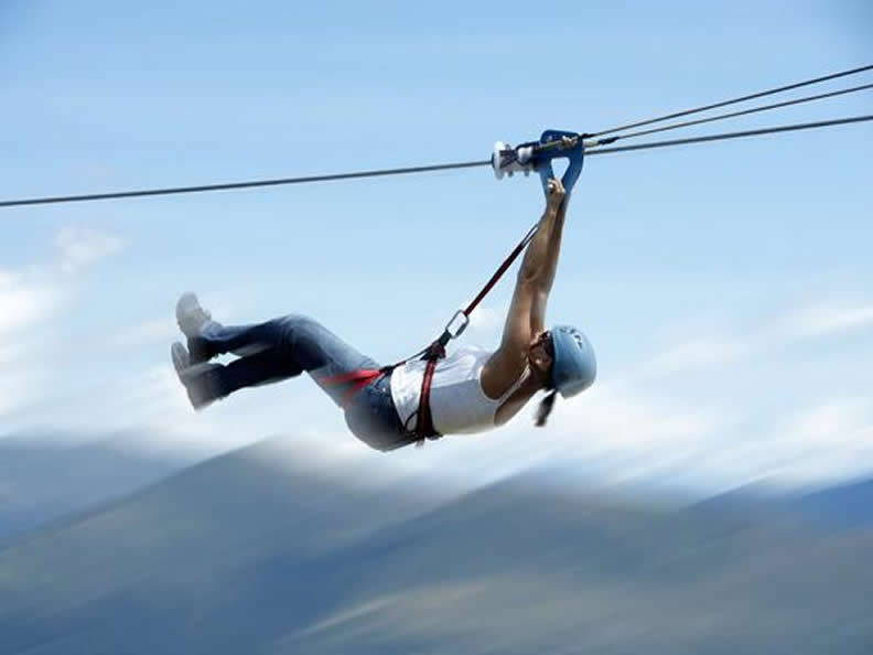 Image 0 - Zip Line at Alpe Foppa, Monte Tamaro