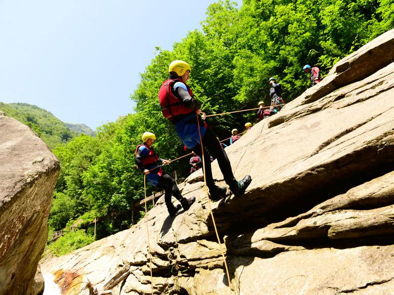 Image 1 - Canyoning - Indepth Outthere Adventures GmbH