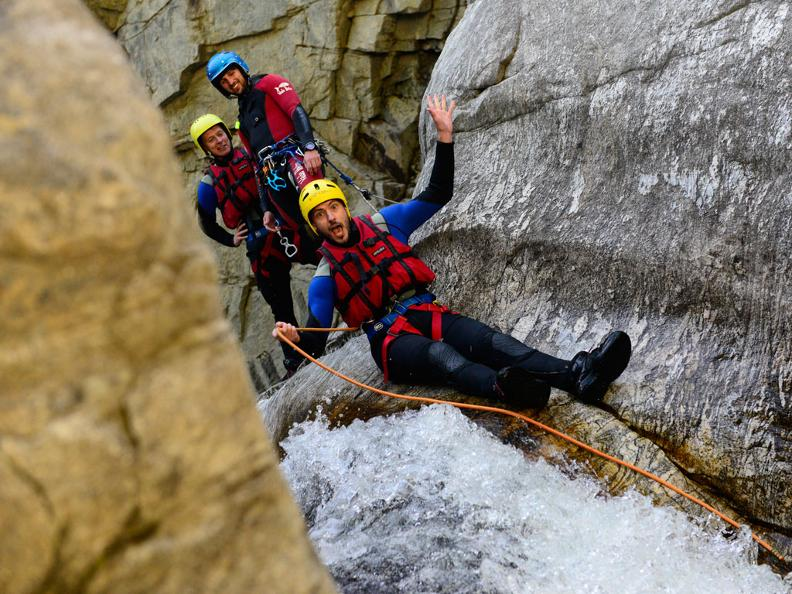 Image 2 - Canyoning - Indepth Outthere Adventures GmbH