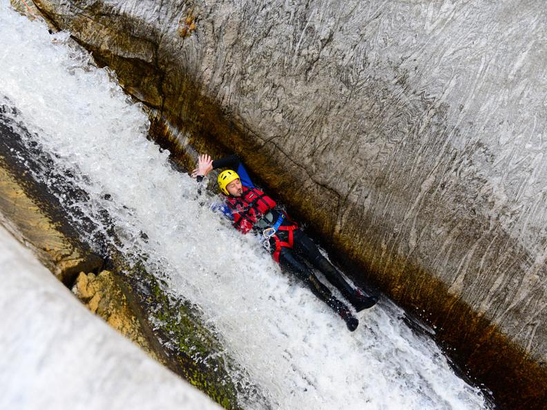 Image 3 - Canyoning - Indepth Outthere Adventures GmbH