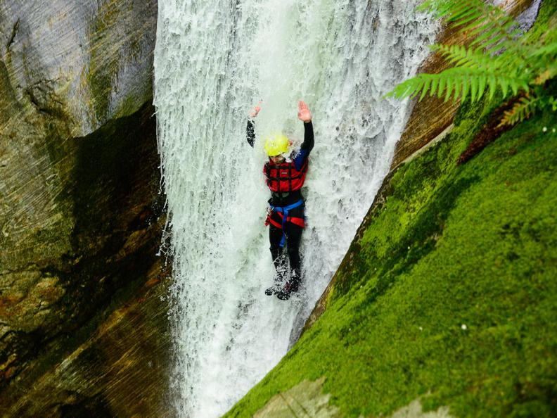 Image 4 - Canyoning - Indepth Outthere Adventures GmbH