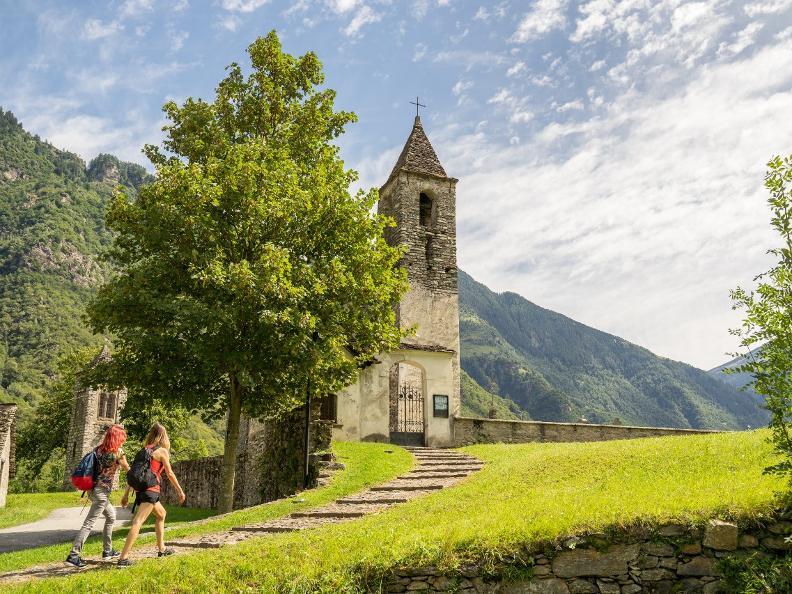 Image 7 - Sentieri storici della Valle di Blenio