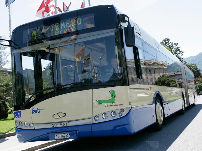 Image 0 - Bus gratuits Tenero