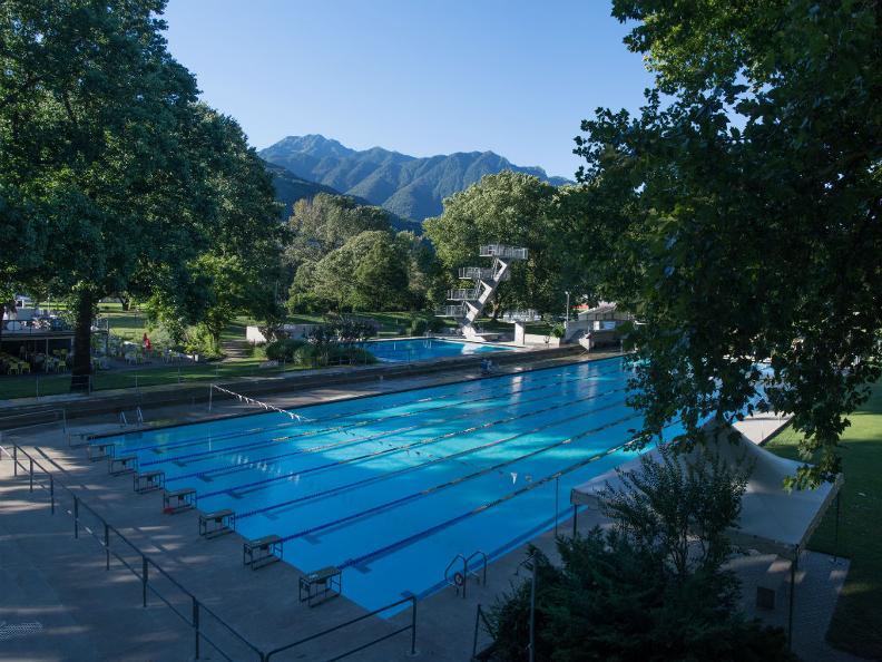 Image 1 - Bellinzona Municipal Pool