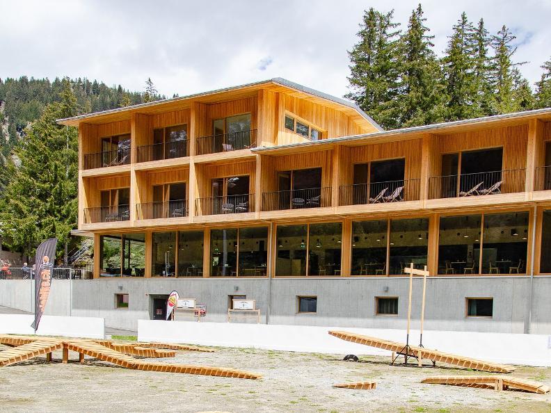 Image 2 - Campra Alpine Bike Park