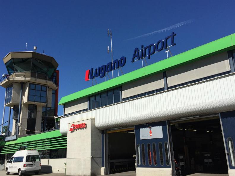 Image 1 - Lugano Airport