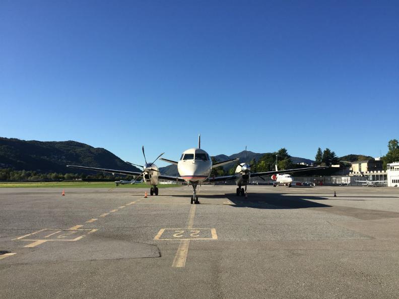 Image 4 - Lugano Airport