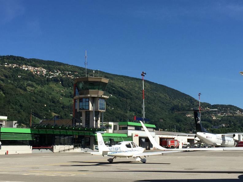 Image 3 - Lugano Airport