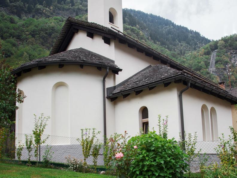 Image 0 - Kirche St Gottardo - Nivo