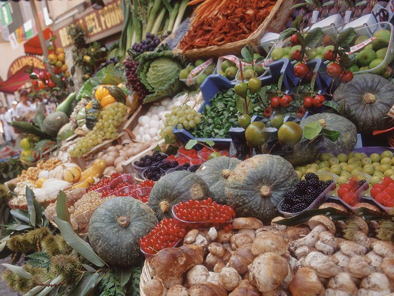 Image 1 - The markets in Ticino
