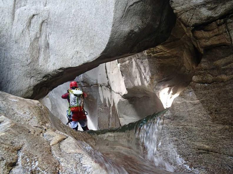 Image 1 - Ticino Outdoor - canyoning, via ferrata, rock climbing