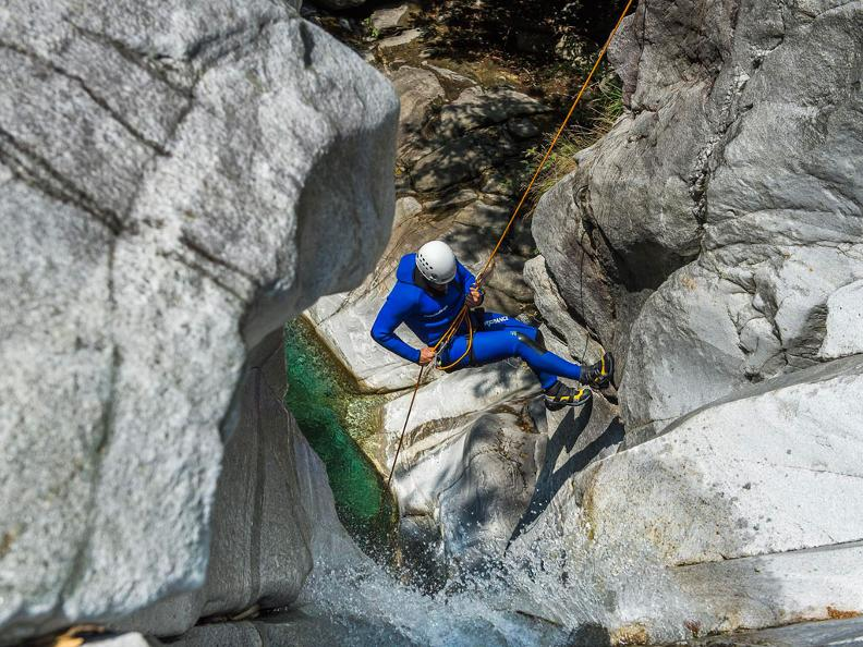 Image 0 - Ticino Adventures - canyoning