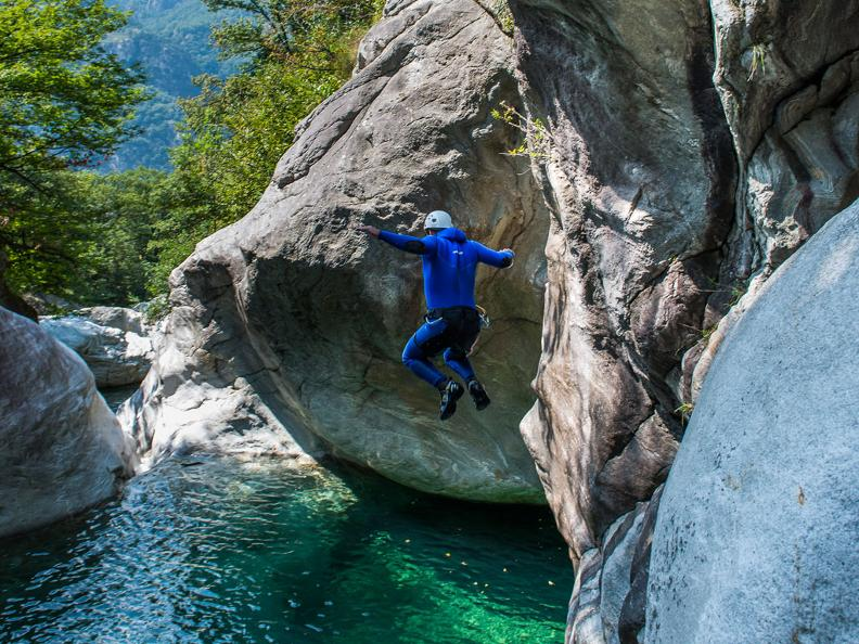 Image 2 - Ticino Adventures - canyoning