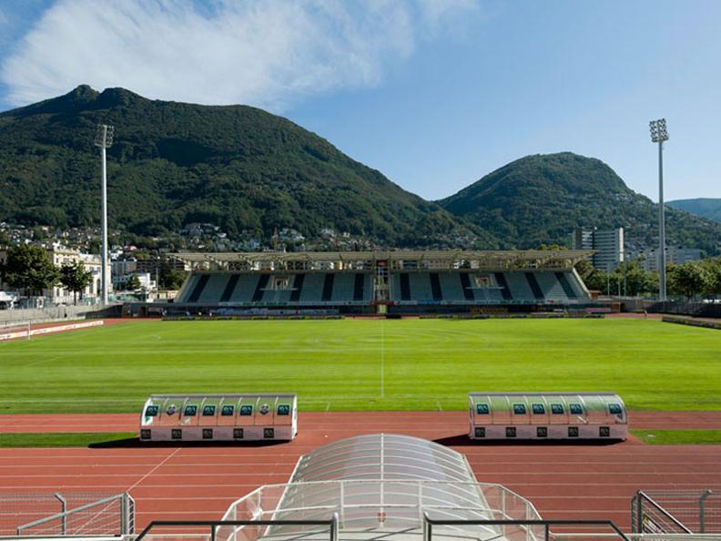 Image 2 - Centre sportif Cornaredo