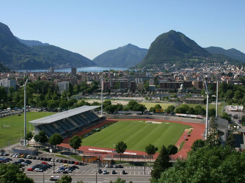Image 0 - Centre sportif Cornaredo