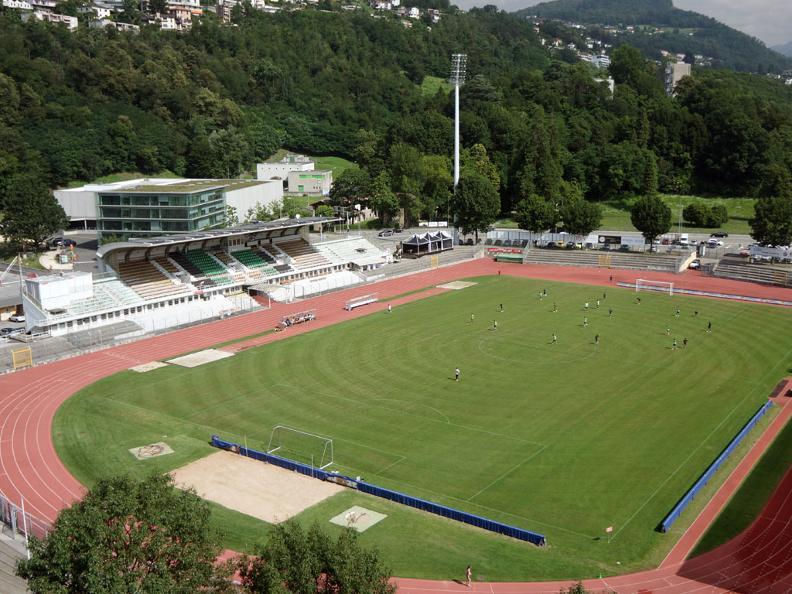 Image 1 - Centre sportif Cornaredo