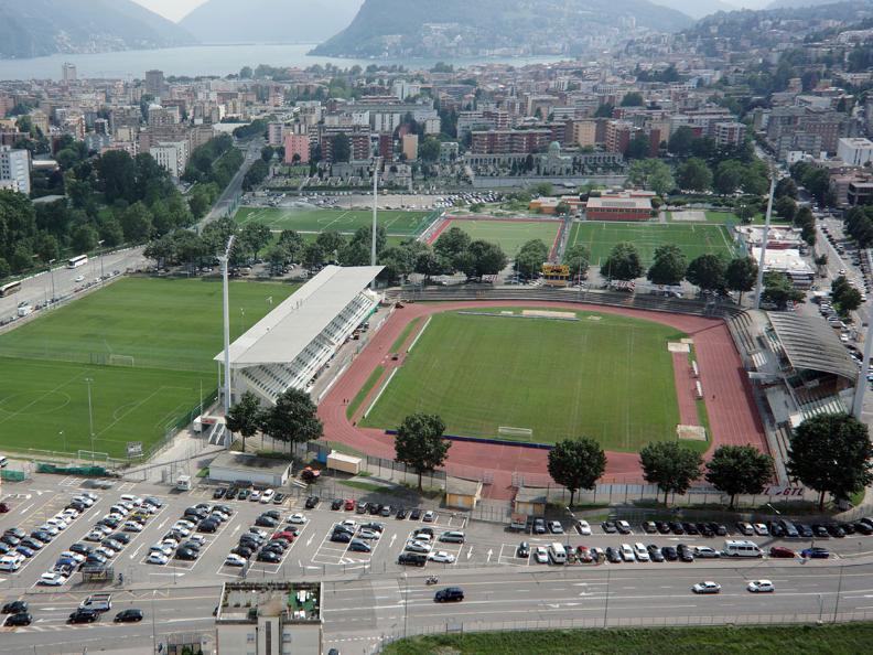 Image 3 - Centre sportif Cornaredo